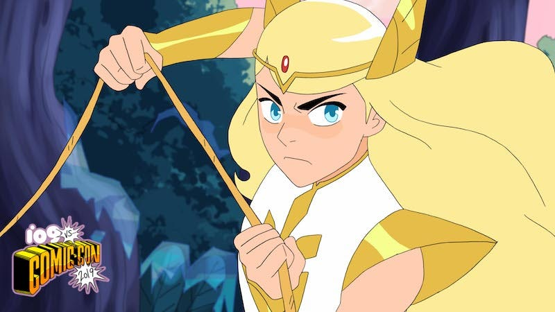 Adora may feel she's ready for anything, but she might not be ready for this.
