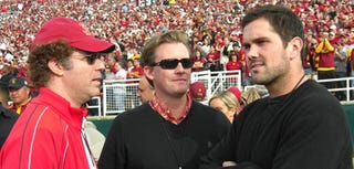 Illustration for article titled At Last ... The USC-Ohio State Sideline VIP List Is Here