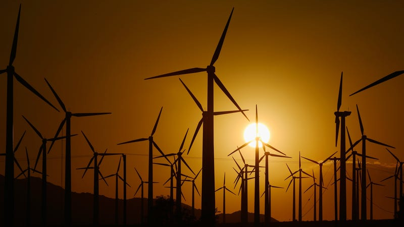 wind farms may actually warm the us controversial study finds