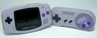 Illustration for article titled The SNES And The Game Boy Advance Are Having A Baby