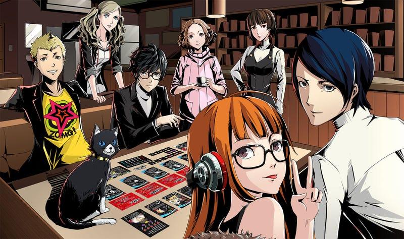 Persona 5 Amazing Fan Art