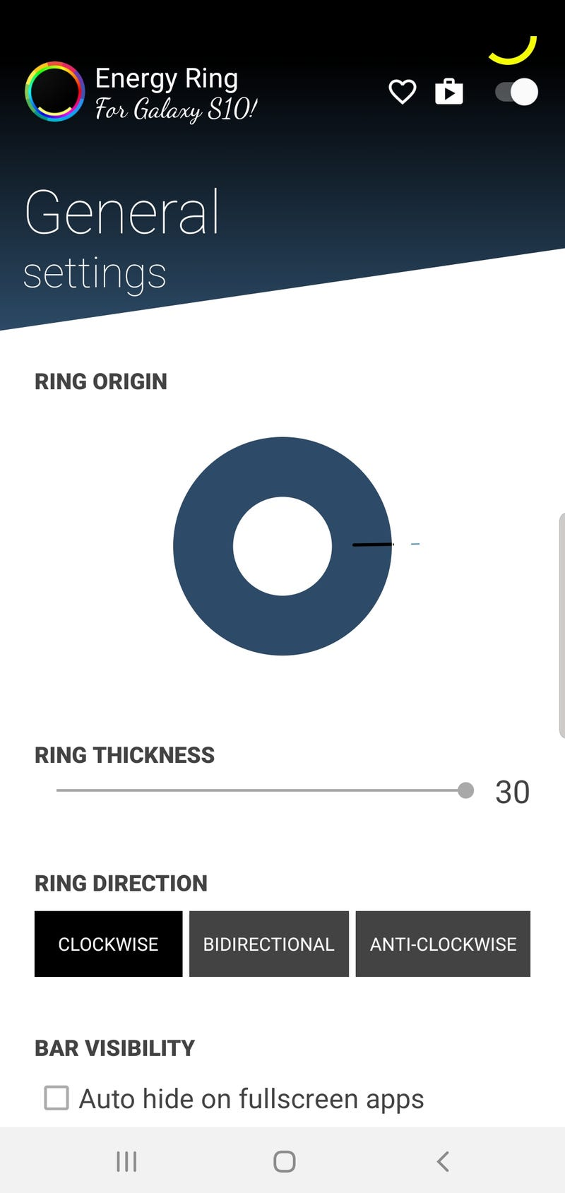 This Energy Ring App Might Be the Best Use of the Galaxy