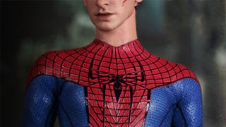 Illustration for article titled This Amazing Spider-Man Figure is Pretty...Yeah