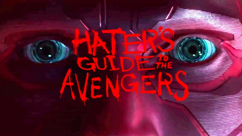 Illustration for article titled TheHater'sGuide ToAvengers: Age of Ultron