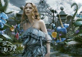 "Illustration for article titled Alice In Wonderland: ""Refreshingly Feminist,"" Lacks Heart"