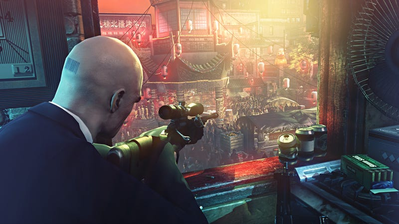 Illustration for article titled Hitman's Next Target Appears to be Assassin's Creed