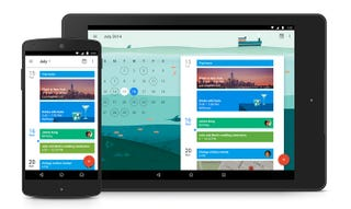 Illustration for article titled El nuevo Google Calendar para Lollipop quiere organizarte mejor