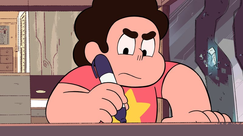 Illustration for article titled Steven Universehas a tender, clarifying reconciliation with an old friend