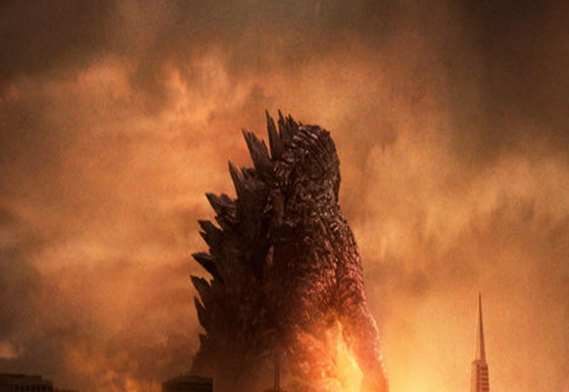 Illustration for article titled Dammit Godzilla. Really?