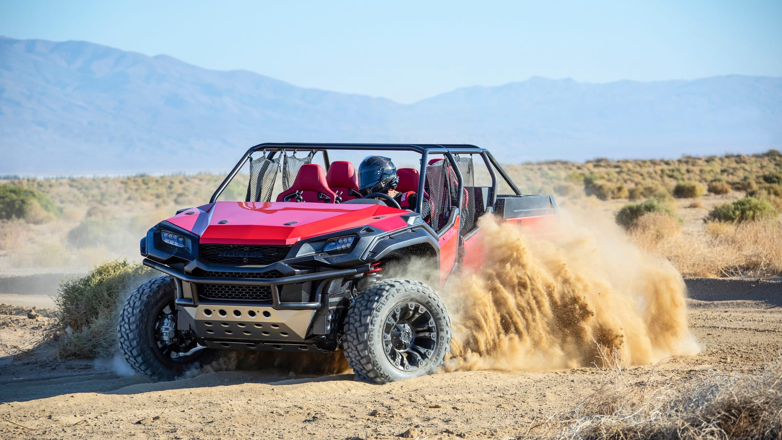 Honda Ridgeline Off Road >> This Honda Ridgeline Dune Buggy Proves That The Ridgeline ...