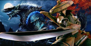 Illustration for article titled Studio Ghibli Game Takes 2nd To Monster Hunter Portable 3rd