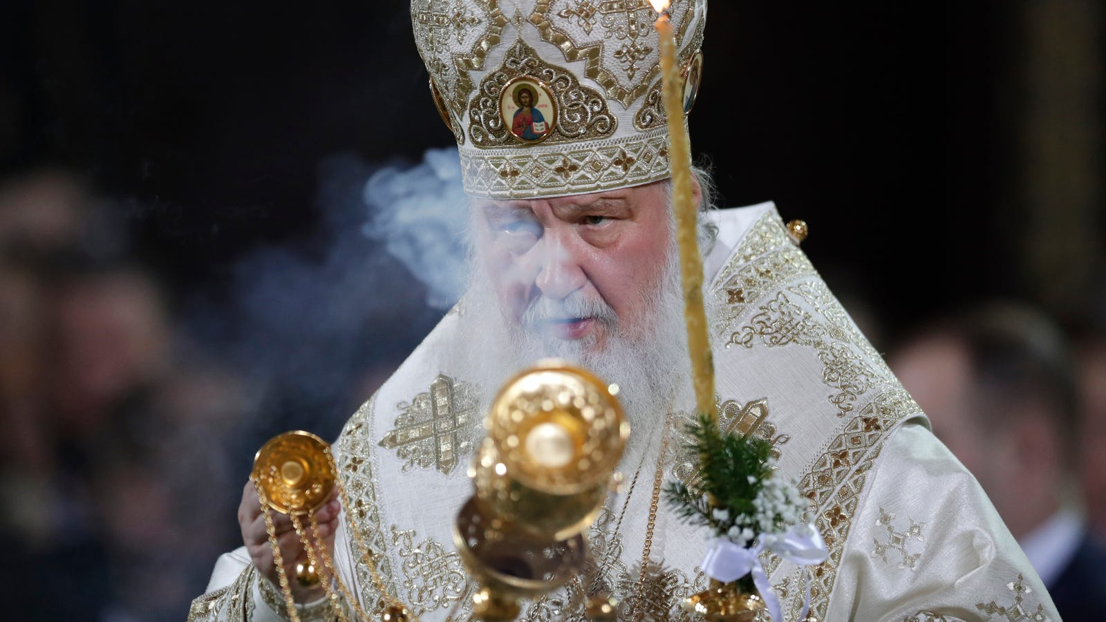 Head of Russian Orthodox Church Warns Big Data Will Usher in the Antichrist and, Well, Hmm