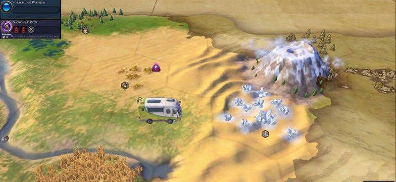 Illustration for article titled Civilization VI x Breaking Bad