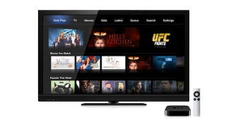 Illustration for article titled Hulu Plus Just Got a Brand New Redesign for Apple TV