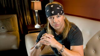 Illustration for article titled Bret Michaels Is Designing Pet Products, Obviously