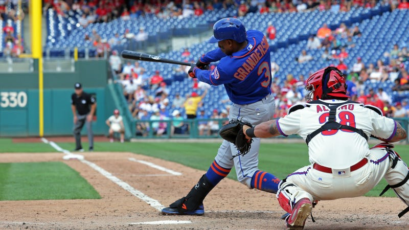 Los Angeles Dodgers Acquire Curtis Granderson from Mets