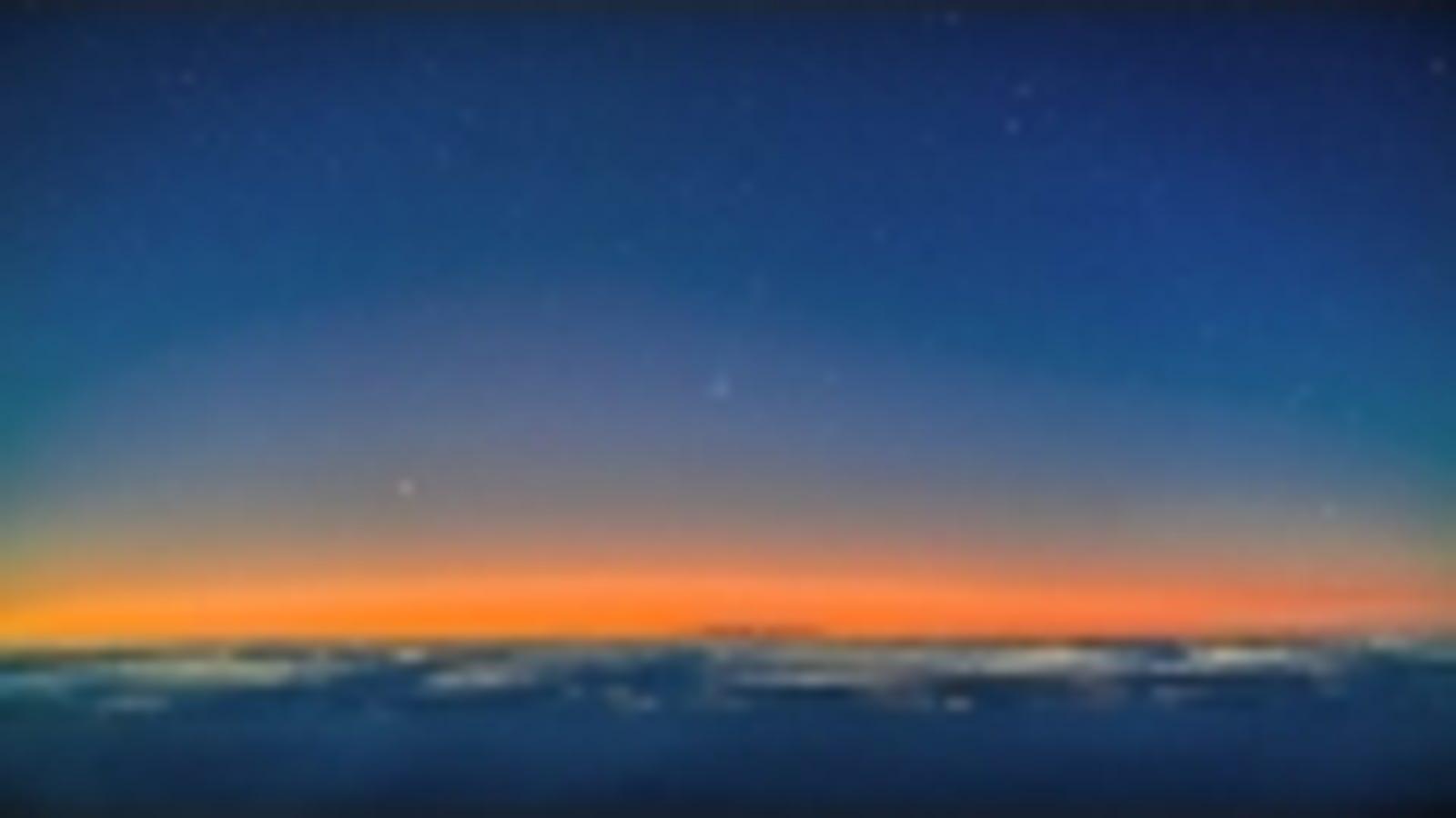 ¿Cómo ver el cometa ISON antes del amanecer?