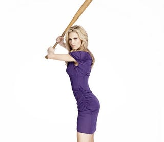 Illustration for article titled Erin Andrews Has No Comment About What She Takes When She Can't Poo