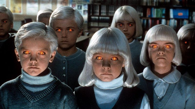 Image result for village of the damned 1995