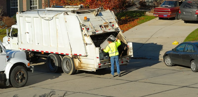 Illustration for article titled San Jose's Garbage Trucks May Do Police Surveillance With License Plate Readers