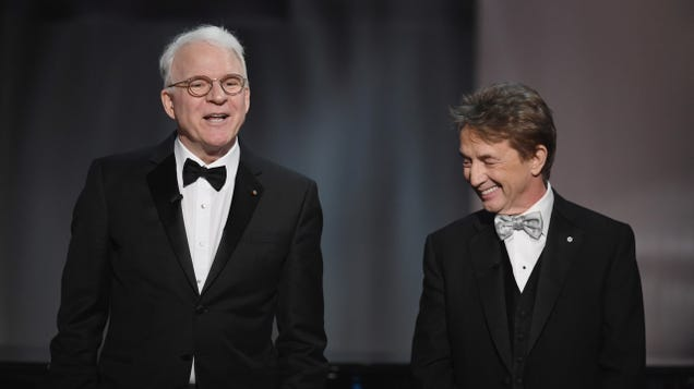 Steve Martin and Martin Short playing true crime obsessives in new Hulu series