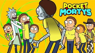 Illustration for article titled Pocket Mortys Sees An Early Release