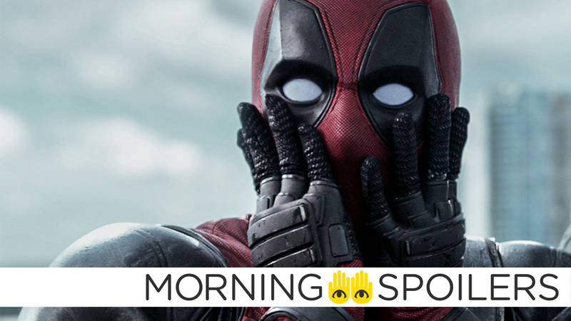 Illustration for article titled The One Rumor About Deadpool 2We Desperately Wished Was Real Has Been Debunked