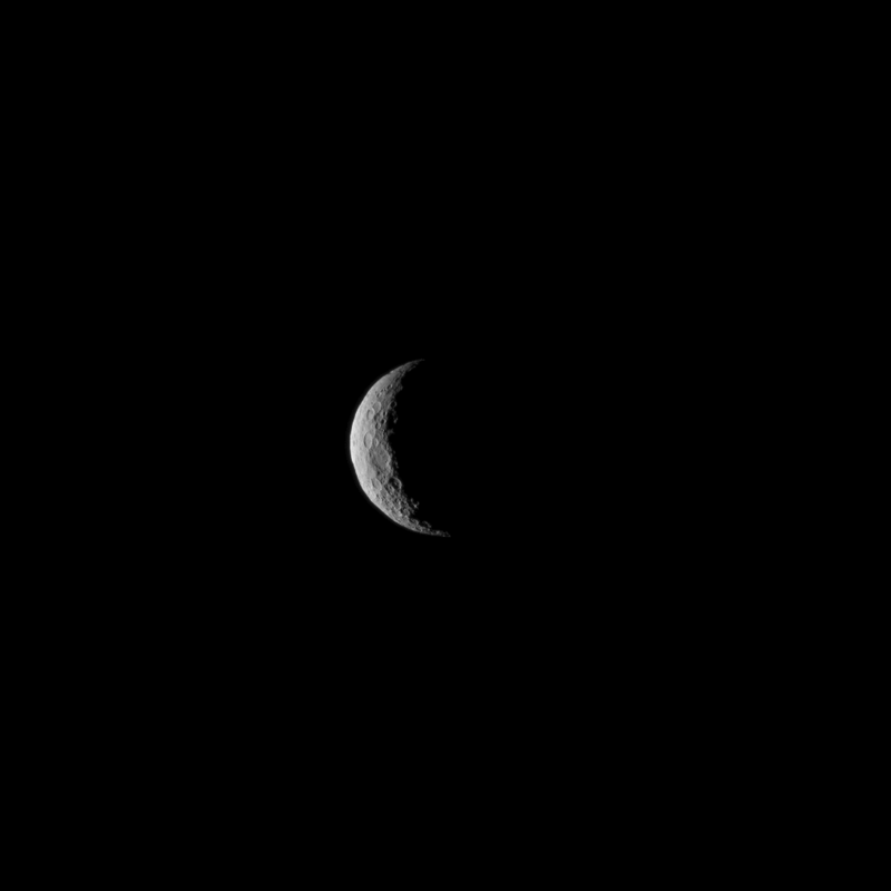 Illustration for article titled NASA's Dawn Spacecraft Is Finally In Orbit Around Ceres