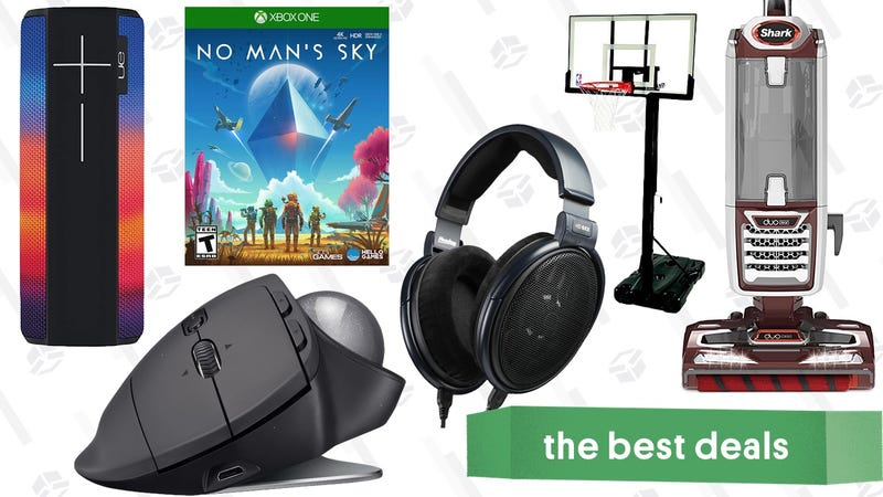 Illustration for article titled Saturday's Best Deals: OLED TVs, No Man's Sky, UE MEGABOOM, and More