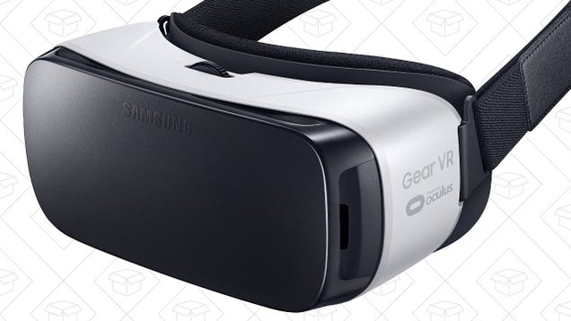 If You Own a Recent Samsung Phone, the Gear VR Is the Best $60 You'll Spend This Year