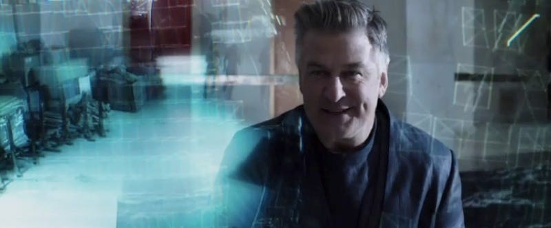 Illustration for article titled Alec Baldwin Plays an Shouty Mastermind in Dystopian Game-Show Thriller Andròn