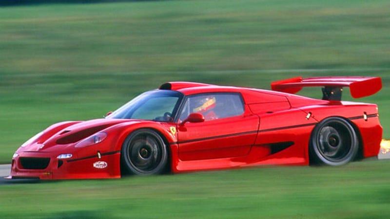 All Hail The Oddball Ferrari F50 Gt