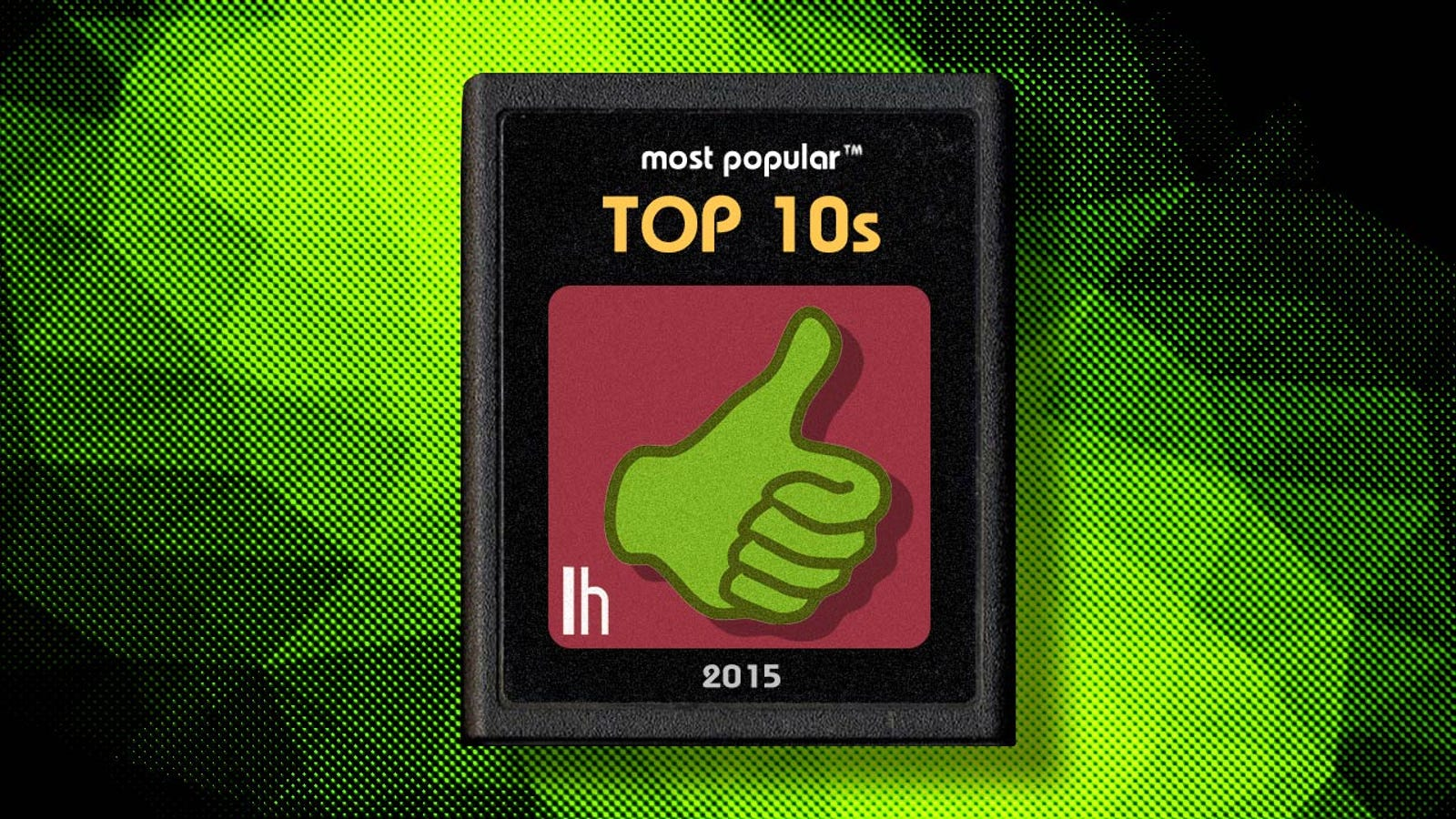 Most Popular Top 10s of 2015