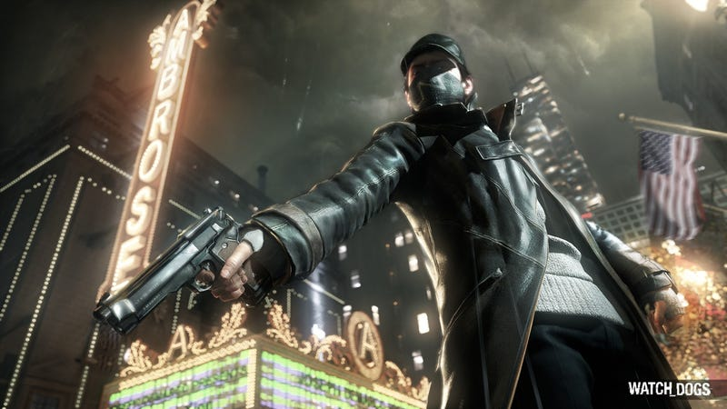 Illustration for article titled Ubisoft Movie Plans May Include Splinter Cell and Watch Dogs