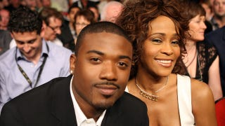 Illustration for article titled Were Ray J & Whitney Filming a Reality Show?