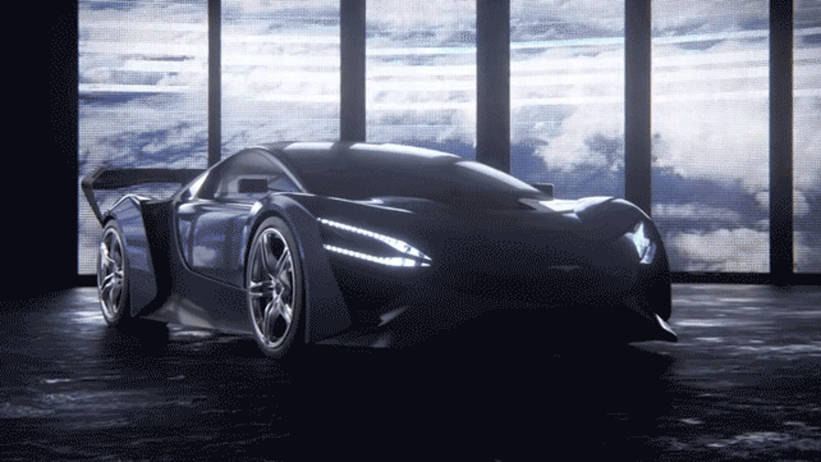 What's The Deal With The Turbine-Powered Chinese Supercar