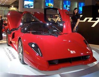 Illustration for article titled Glickenhaus Ferrari P4/5 Heading To 2008 Gulf Air Bahrain Grand Prix