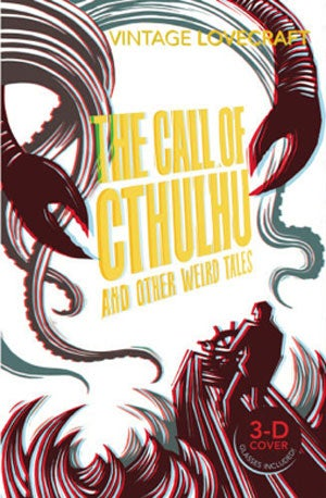 Illustration for article titled First Look at 3D Book Covers for Call of Cthulhu and 20,000 Leagues Under the Sea