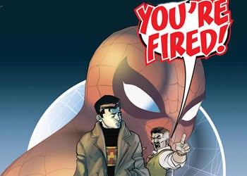 Illustration for article titled Cheap Holidays In Spider-Man's Unemployment Misery