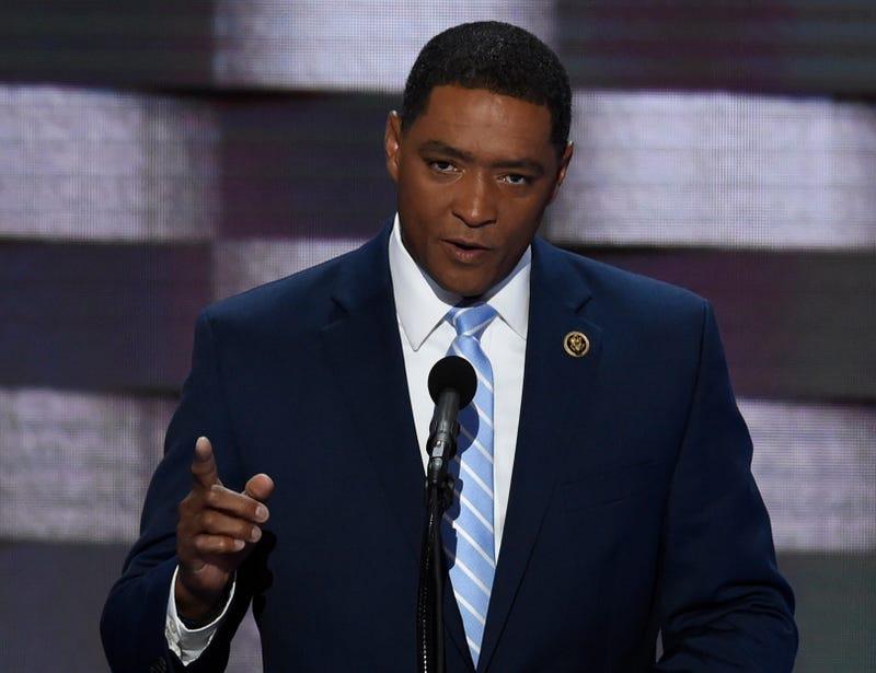 Congressional Black Caucus Chair Cedric L. Richmond, D-La. (Saul Loeb/AFP/Getty Images)