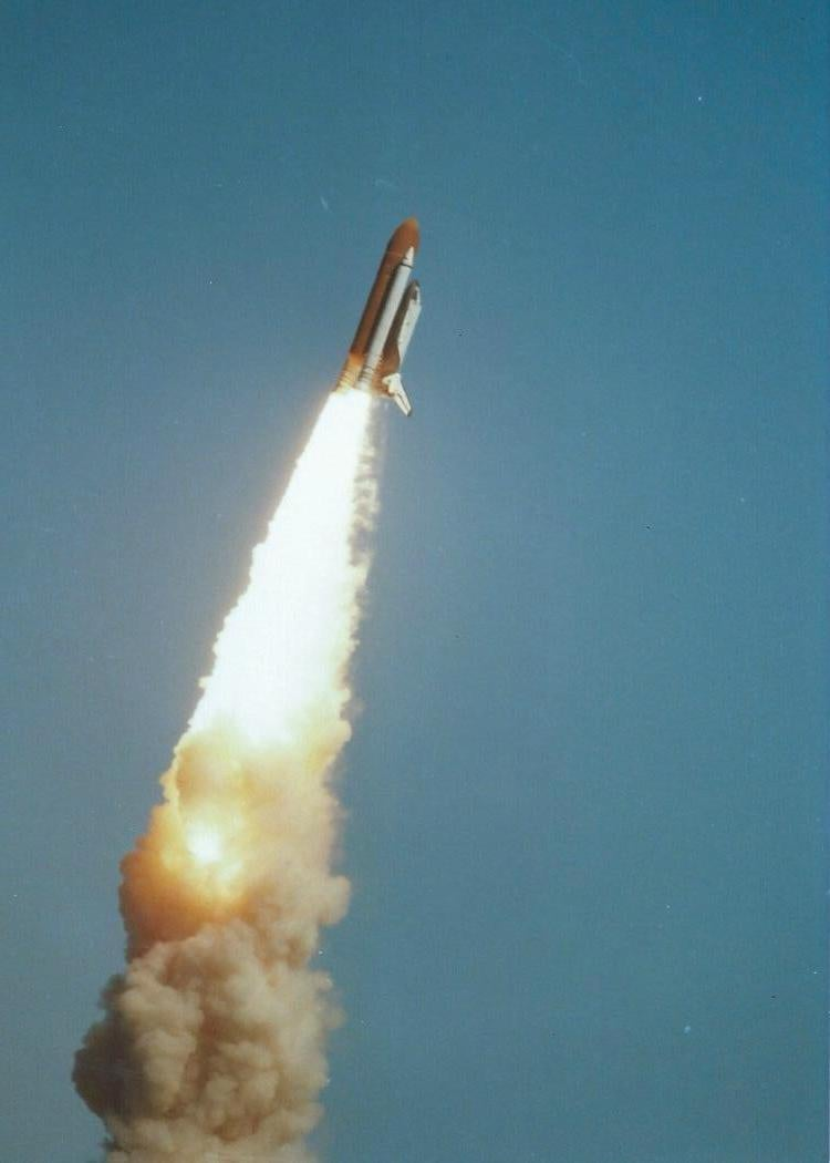 space shuttle challenger mission people - photo #36