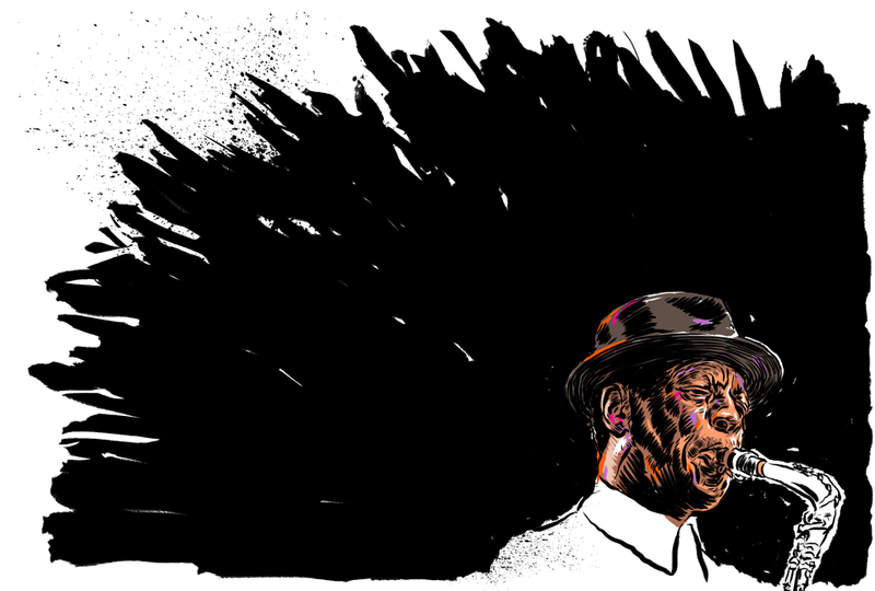 Illustration for article titled Playing With Ornette