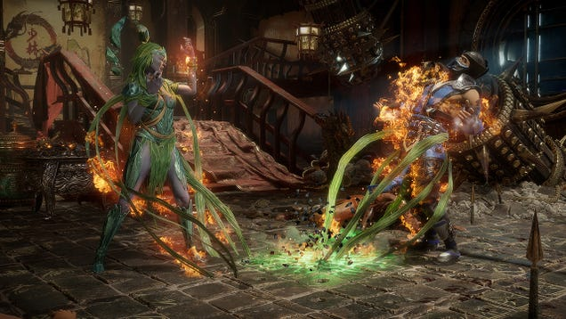 Get Over Here! And Pick Up Mortal Kombat 11 for $20