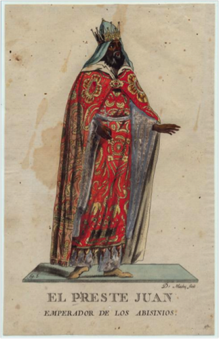 El Preste Juan; Emperador de los AbisiniosArtist Pierre-Antoine Demachy, 1723-1807/Schomburg Center for Research in Black Culture/Photographs and Print Division