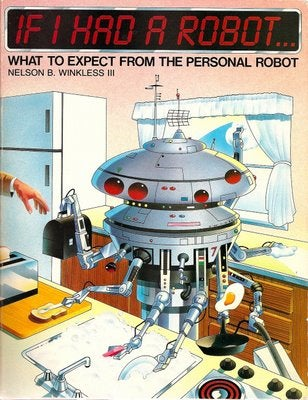 Illustration for article titled If I Had a Robot (1984)