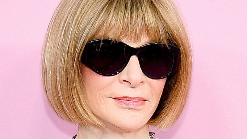 Illustration for article titled It's Only a Matter of Time Before Condé Nast Promotes Anna Wintour All The Way to 'God'