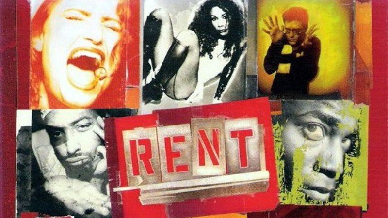 Photo: Rent Original Broadway Cast Recording