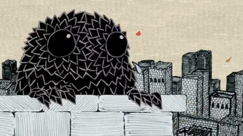 "Illustration for article titled Wilco's new video for ""Sunloathe"" is full of wistful whimsy"