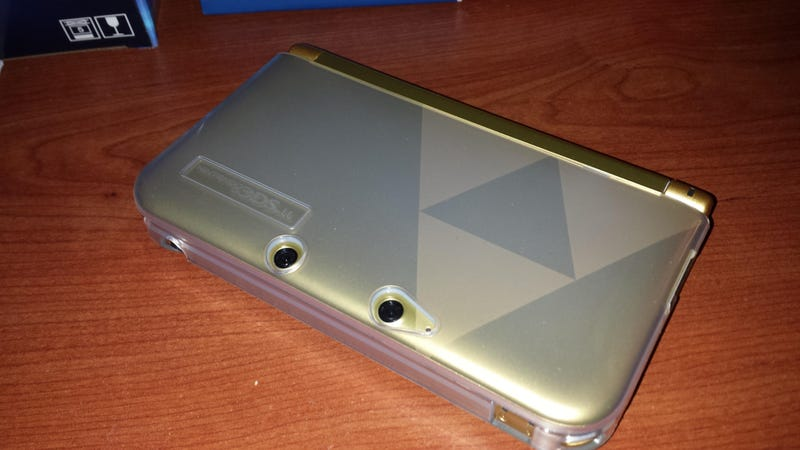 Illustration for article titled Hori TPU Clear Case for 3DS XL (LL)