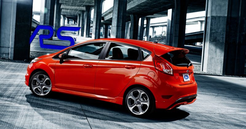 Illustration for article titled The Ford Fiesta RS Is Most Likely Not Happening